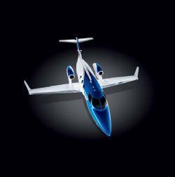 Il primo aeroplano realizzato da Honda